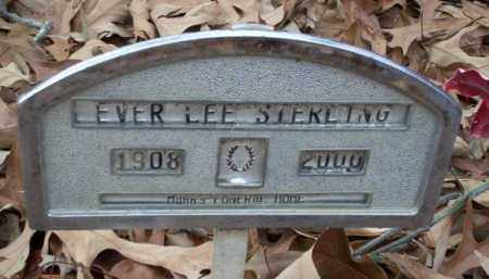 STERLING, EVER LEE - Columbia County, Arkansas | EVER LEE STERLING - Arkansas Gravestone Photos