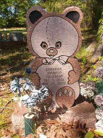 STEVENSON, DEMARION SHAMMON - Columbia County, Arkansas | DEMARION SHAMMON STEVENSON - Arkansas Gravestone Photos