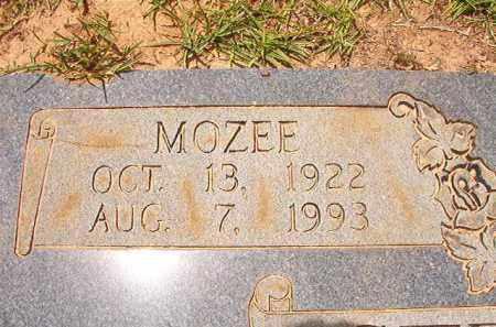 STEVENSON, MOZEE - Columbia County, Arkansas | MOZEE STEVENSON - Arkansas Gravestone Photos