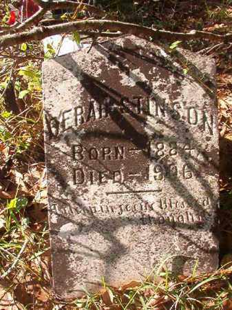 STINSON, VERAH - Columbia County, Arkansas | VERAH STINSON - Arkansas Gravestone Photos