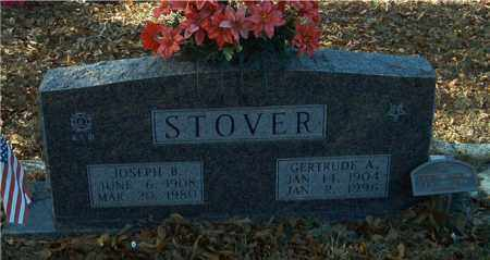STOVER, GERTRUDE A. - Columbia County, Arkansas | GERTRUDE A. STOVER - Arkansas Gravestone Photos