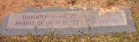 STRACHAN, INFANT DAUGHTER - Columbia County, Arkansas | INFANT DAUGHTER STRACHAN - Arkansas Gravestone Photos