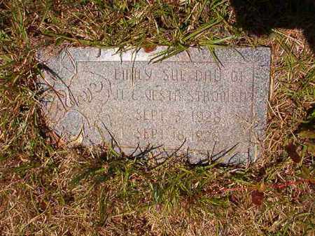 STROMAN, EMILY SUE - Columbia County, Arkansas | EMILY SUE STROMAN - Arkansas Gravestone Photos