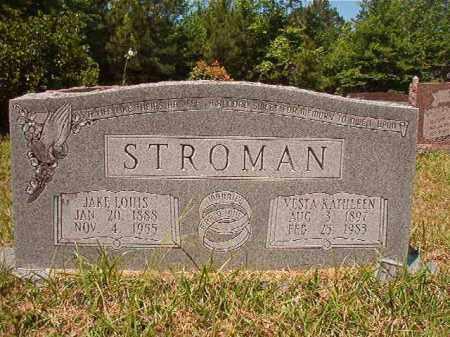 STROMAN, VESTA KATHLEEN - Columbia County, Arkansas | VESTA KATHLEEN STROMAN - Arkansas Gravestone Photos