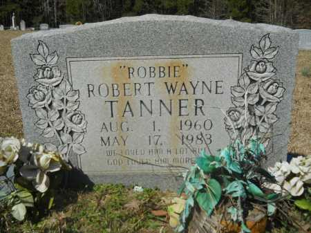 "TANNER, ROBERT WAYNE ""ROBBIE"" - Columbia County, Arkansas 