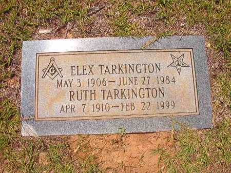 TARKINGTON, ELEX - Columbia County, Arkansas | ELEX TARKINGTON - Arkansas Gravestone Photos