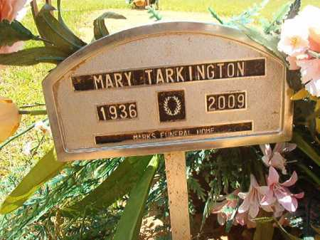 TARKINGTON, MARY - Columbia County, Arkansas | MARY TARKINGTON - Arkansas Gravestone Photos