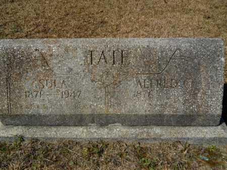 TATE, ALFRED C - Columbia County, Arkansas | ALFRED C TATE - Arkansas Gravestone Photos