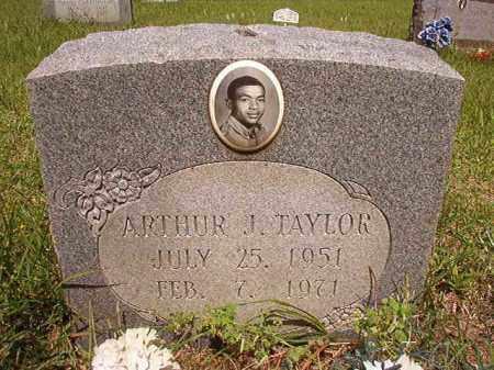 TAYLOR, ARTHUR J - Columbia County, Arkansas   ARTHUR J TAYLOR - Arkansas Gravestone Photos