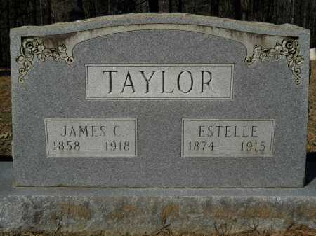 TAYLOR, ESTELLE - Columbia County, Arkansas | ESTELLE TAYLOR - Arkansas Gravestone Photos