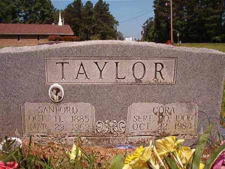 TAYLOR, SANFORD - Columbia County, Arkansas | SANFORD TAYLOR - Arkansas Gravestone Photos