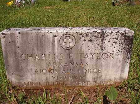 TAYLOR (VETERAN VIET), CHARLES E - Columbia County, Arkansas   CHARLES E TAYLOR (VETERAN VIET) - Arkansas Gravestone Photos