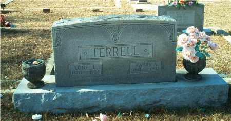 TERRELL, LONIE LOUISA - Columbia County, Arkansas | LONIE LOUISA TERRELL - Arkansas Gravestone Photos