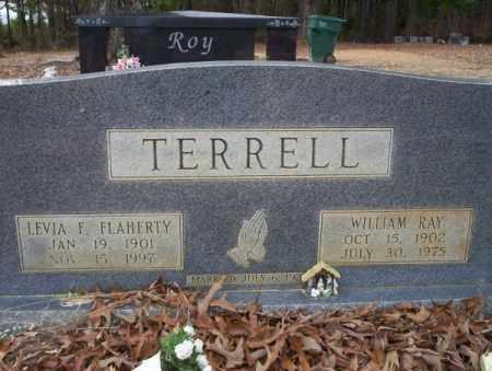 TERRELL, WILLIAM RAY - Columbia County, Arkansas | WILLIAM RAY TERRELL - Arkansas Gravestone Photos