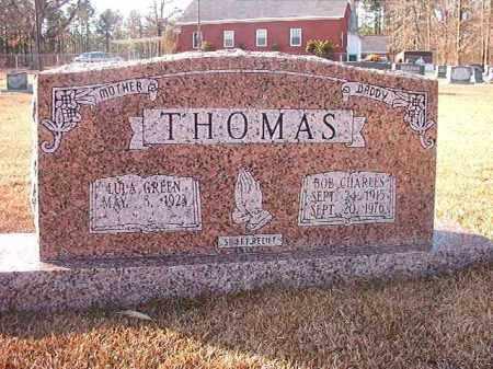 THOMAS, BOB CHARLES - Columbia County, Arkansas | BOB CHARLES THOMAS - Arkansas Gravestone Photos