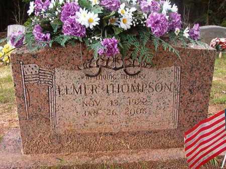 THOMPSON, ELMER - Columbia County, Arkansas | ELMER THOMPSON - Arkansas Gravestone Photos