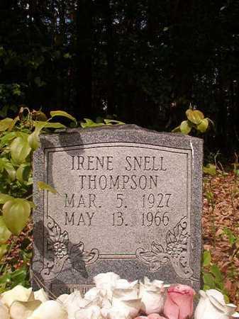 THOMPSON, IRENE - Columbia County, Arkansas | IRENE THOMPSON - Arkansas Gravestone Photos