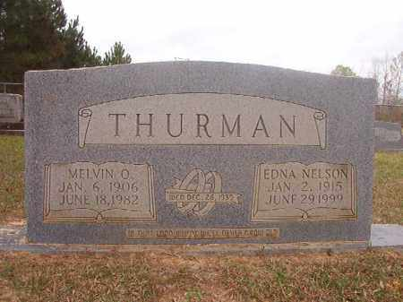 NELSON THURMAN, EDNA - Columbia County, Arkansas | EDNA NELSON THURMAN - Arkansas Gravestone Photos