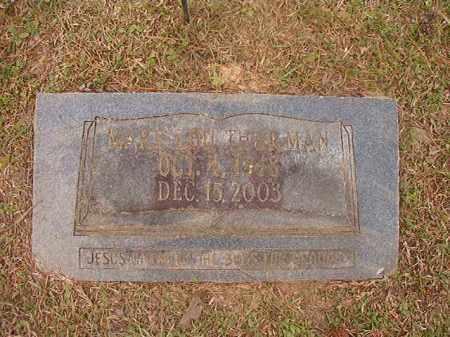 THURMAN, MARY LOU - Columbia County, Arkansas   MARY LOU THURMAN - Arkansas Gravestone Photos