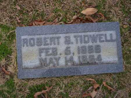 TIDWELL, ROBERT G - Columbia County, Arkansas | ROBERT G TIDWELL - Arkansas Gravestone Photos