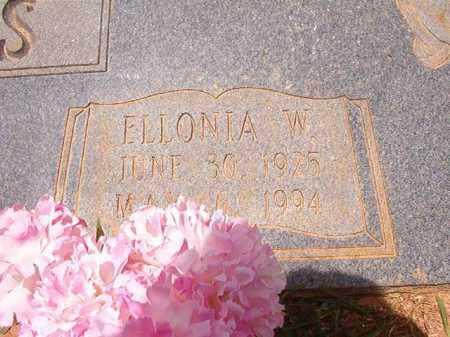 TIMS, ELLONIA W - Columbia County, Arkansas | ELLONIA W TIMS - Arkansas Gravestone Photos