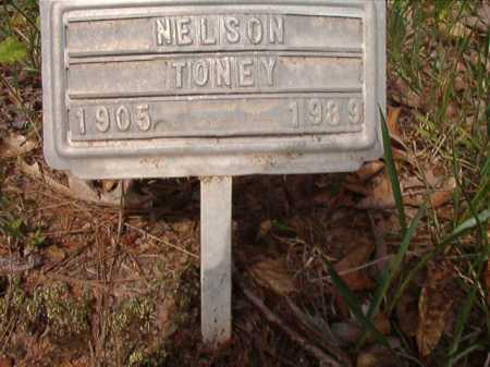 TONEY, NELSON - Columbia County, Arkansas | NELSON TONEY - Arkansas Gravestone Photos