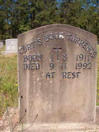 TORRENCE, CURTIS (BOOK) - Columbia County, Arkansas | CURTIS (BOOK) TORRENCE - Arkansas Gravestone Photos