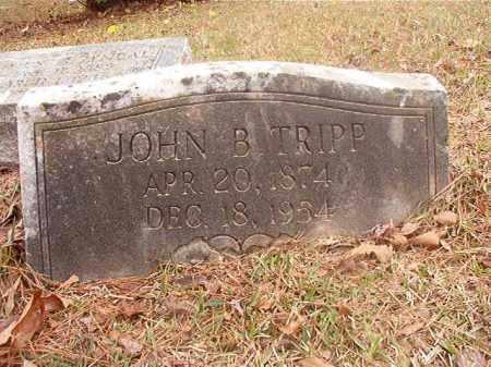 TRIPP, JOHN B - Columbia County, Arkansas | JOHN B TRIPP - Arkansas Gravestone Photos