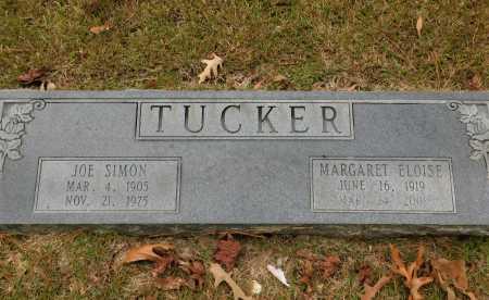 TUCKER, JOE SIMON - Columbia County, Arkansas | JOE SIMON TUCKER - Arkansas Gravestone Photos
