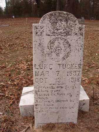 TUCKER, LUKE - Columbia County, Arkansas | LUKE TUCKER - Arkansas Gravestone Photos