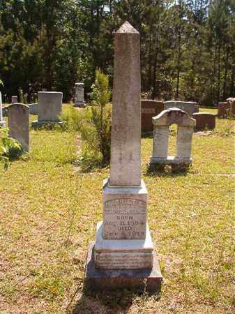TURRENTINE, HARRIET E - Columbia County, Arkansas | HARRIET E TURRENTINE - Arkansas Gravestone Photos