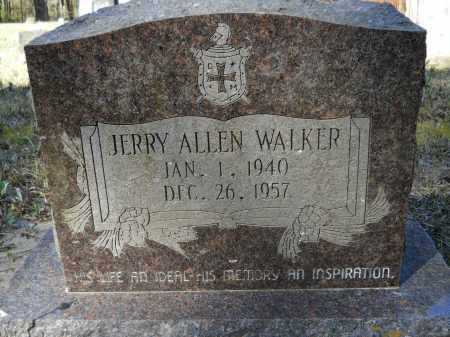 WALKER, JERRY ALLEN - Columbia County, Arkansas | JERRY ALLEN WALKER - Arkansas Gravestone Photos