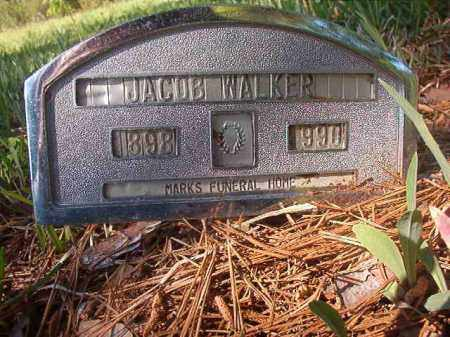 WALKER, JACOB - Columbia County, Arkansas | JACOB WALKER - Arkansas Gravestone Photos