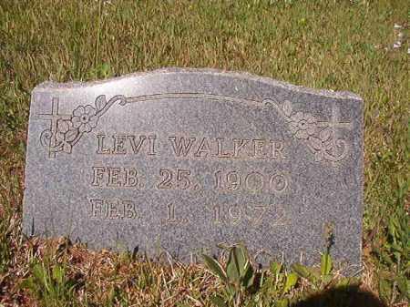 WALKER, LEVI - Columbia County, Arkansas | LEVI WALKER - Arkansas Gravestone Photos