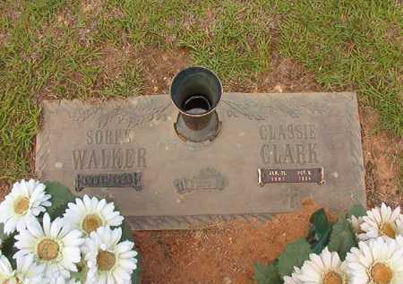 CLARK, CLASSIE - Columbia County, Arkansas | CLASSIE CLARK - Arkansas Gravestone Photos