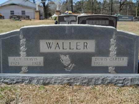 CARTER WALLER, DORIS - Columbia County, Arkansas | DORIS CARTER WALLER - Arkansas Gravestone Photos