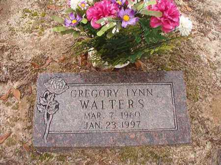 WALTERS, GREGORY LYNN - Columbia County, Arkansas | GREGORY LYNN WALTERS - Arkansas Gravestone Photos