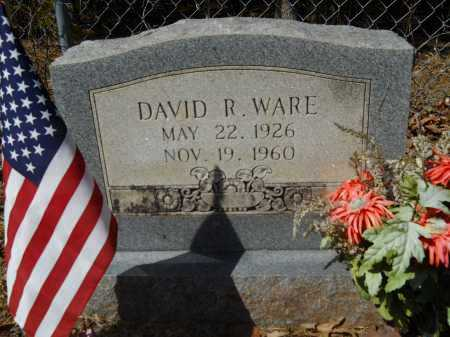 WARE, DAVID R - Columbia County, Arkansas | DAVID R WARE - Arkansas Gravestone Photos