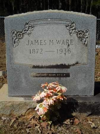 WARE, JAMES M - Columbia County, Arkansas | JAMES M WARE - Arkansas Gravestone Photos
