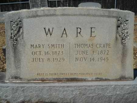 WARE, MARY - Columbia County, Arkansas | MARY WARE - Arkansas Gravestone Photos