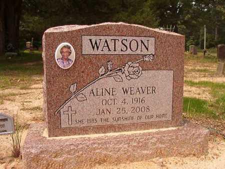 WATSON, ALINE - Columbia County, Arkansas | ALINE WATSON - Arkansas Gravestone Photos