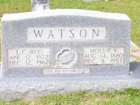 """WATSON, LEWIS CALVIN """"BEE"""" - Columbia County, Arkansas   LEWIS CALVIN """"BEE"""" WATSON - Arkansas Gravestone Photos"""