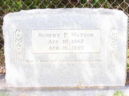 WATSON, ROBERT PERKINS - Columbia County, Arkansas | ROBERT PERKINS WATSON - Arkansas Gravestone Photos