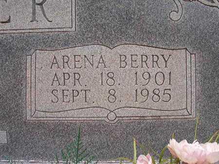 WEAVER, ARENA - Columbia County, Arkansas | ARENA WEAVER - Arkansas Gravestone Photos