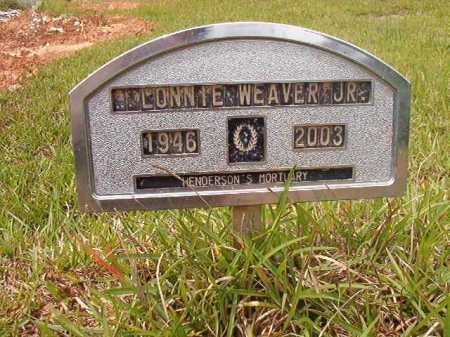 WEAVER, JR, LONNIE - Columbia County, Arkansas | LONNIE WEAVER, JR - Arkansas Gravestone Photos