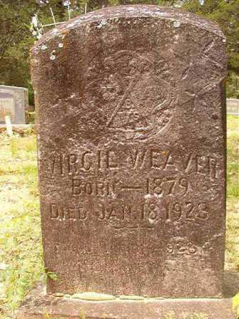 WEAVER, VIRGIL - Columbia County, Arkansas | VIRGIL WEAVER - Arkansas Gravestone Photos