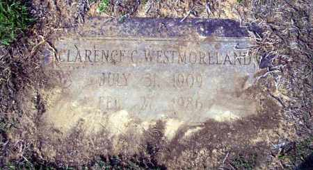 WESTMORELAND, CLARENCE C - Columbia County, Arkansas | CLARENCE C WESTMORELAND - Arkansas Gravestone Photos