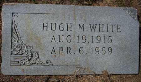 WHITE, HUGH M - Columbia County, Arkansas   HUGH M WHITE - Arkansas Gravestone Photos