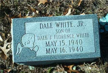 WHITE, JR., DALE - Columbia County, Arkansas | DALE WHITE, JR. - Arkansas Gravestone Photos