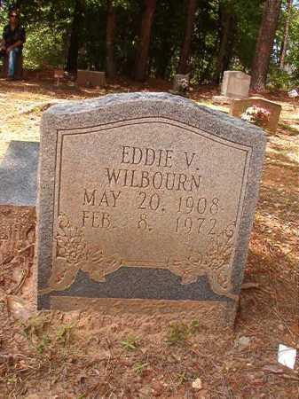 WILBOURN, EDDIE V - Columbia County, Arkansas | EDDIE V WILBOURN - Arkansas Gravestone Photos